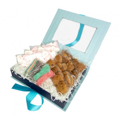 Cookie & Sweet Tooth Box : Cookies, Marshmallow and Sweet & Sour Ribbons
